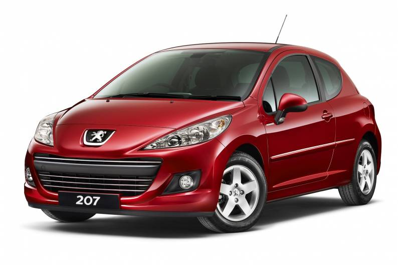 peugeot 207 2010 2012 used car review car review rac drive. Black Bedroom Furniture Sets. Home Design Ideas