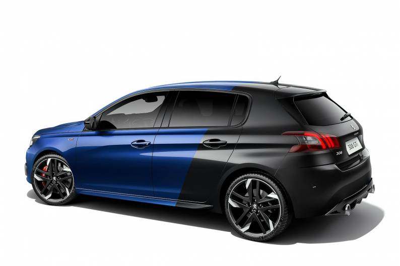 peugeot 308 gti review car review rac drive. Black Bedroom Furniture Sets. Home Design Ideas
