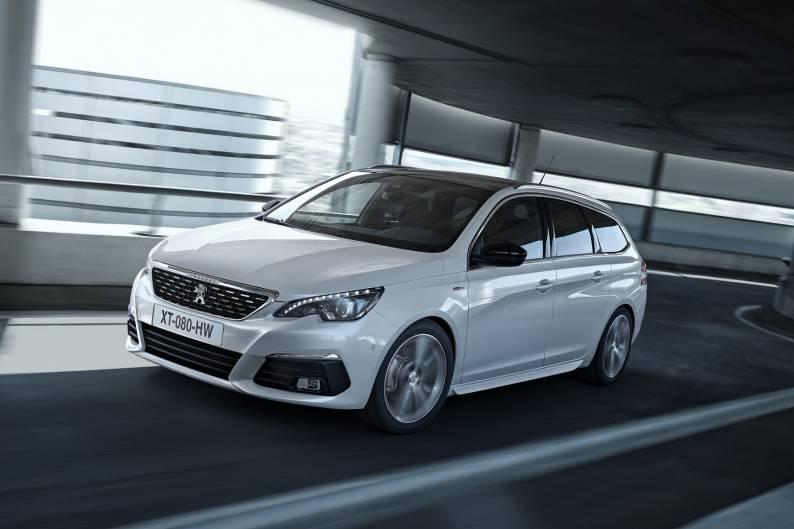 Peugeot 308 SW review | Car review | RAC Drive