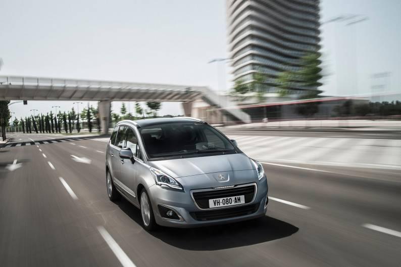 Peugeot 5008 review