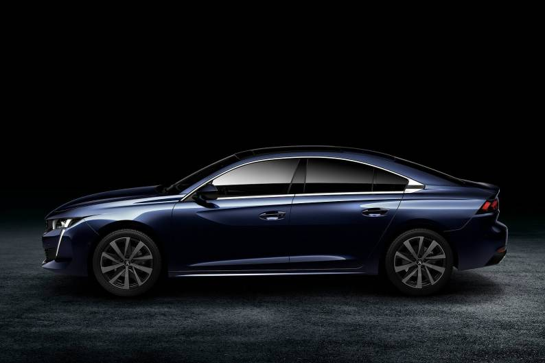 Peugeot 508 review