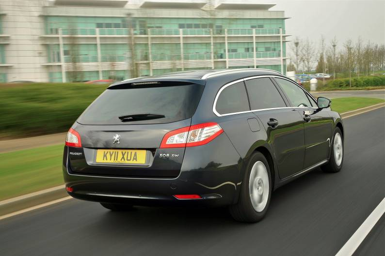 Peugeot 508 (2011 - 2014) used car review