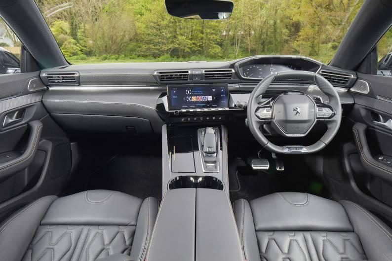 Peugeot 508 SW review | Car review | RAC Drive