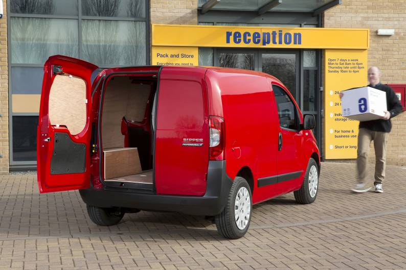 Peugeot Bipper review