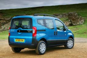 Peugeot Bipper Tepee (2009 - 2013) used car review
