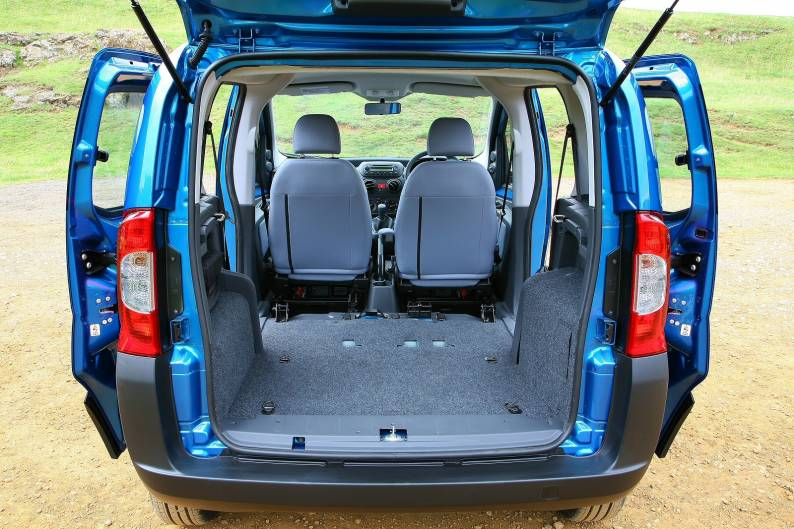 peugeot bipper tepee (2009 - 2013) used car review | car review