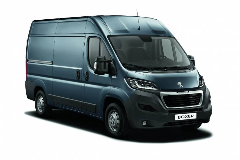 Peugeot Boxer Review Car Review Rac Drive