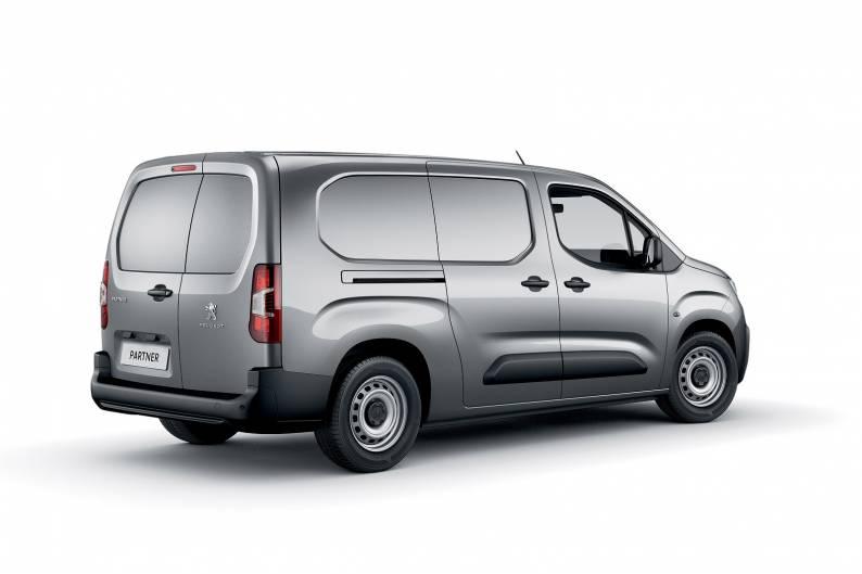 Peugeot Partner van review