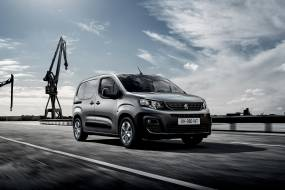 Peugeot Partner van review