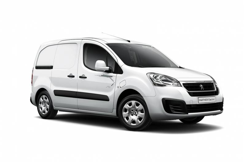 Peugeot Partner Electric review
