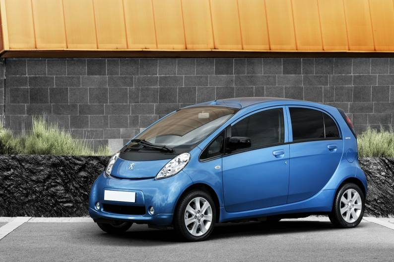 Peugeot iOn review