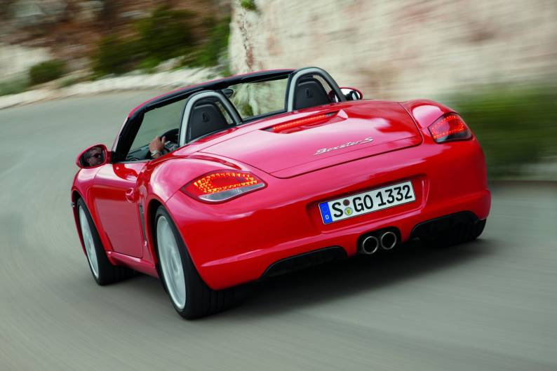 porsche boxster 987 series 2004 2012 used car review. Black Bedroom Furniture Sets. Home Design Ideas