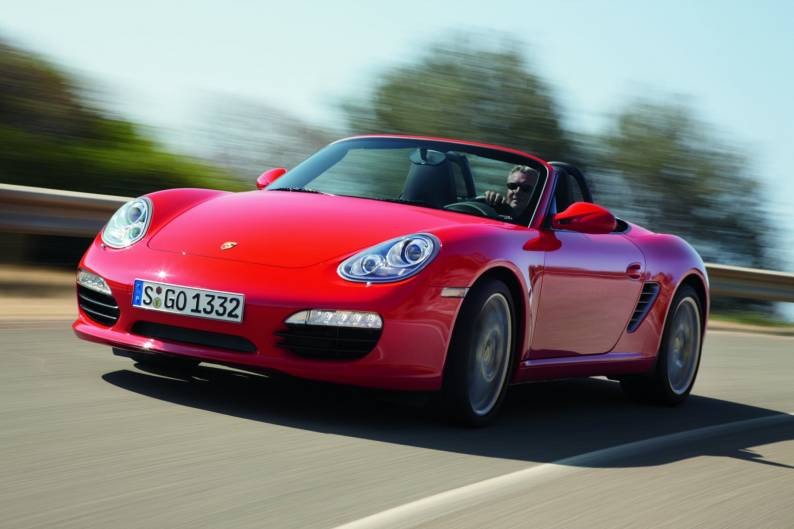 Porsche Boxster '987 Series' (2004-2012) used car review
