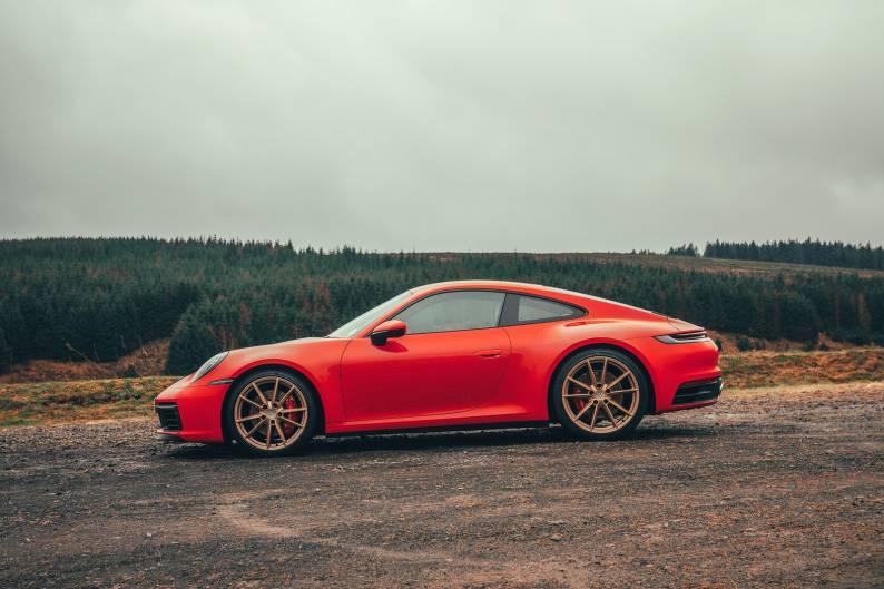 Porsche 911 Carrera S review