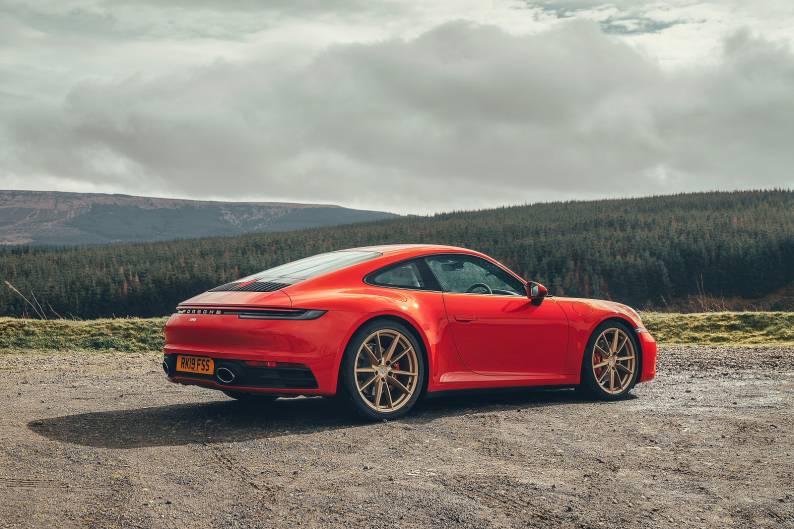 Porsche 911 Carrera S review | Car review | RAC Drive