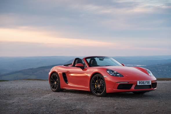 Porsche Boxster Car Reviews Rac Drive