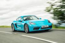 Porsche 718 Cayman S review