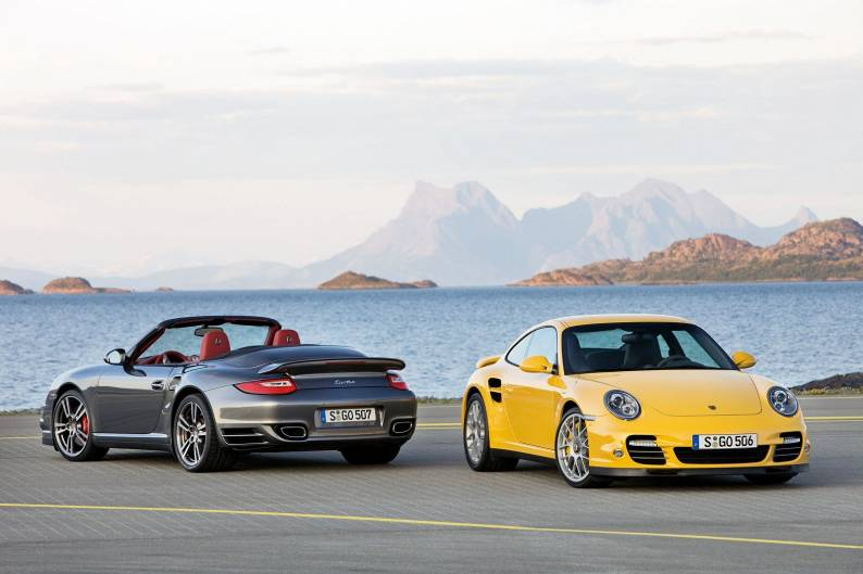 Porsche 911 Turbo (997 Series) (2006 - 2013) used car review