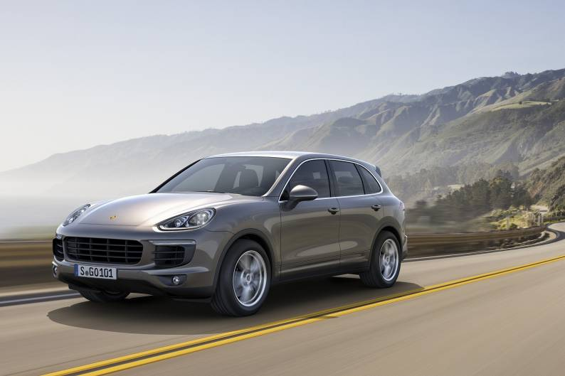 Porsche Cayenne GTS review