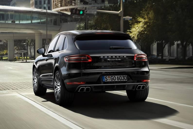 Porsche Macan review | Car review | RAC Drive