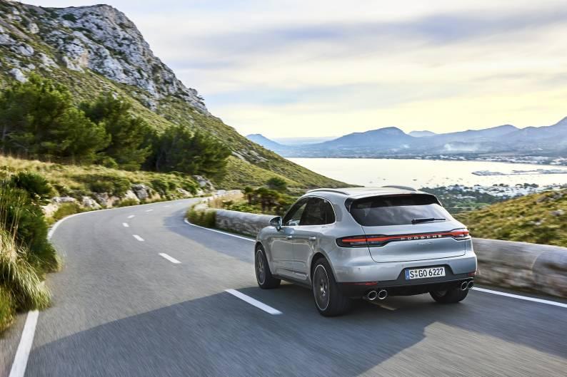 Porsche Macan S review | Car review | RAC Drive