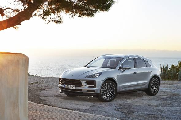 Porsche Macan S review
