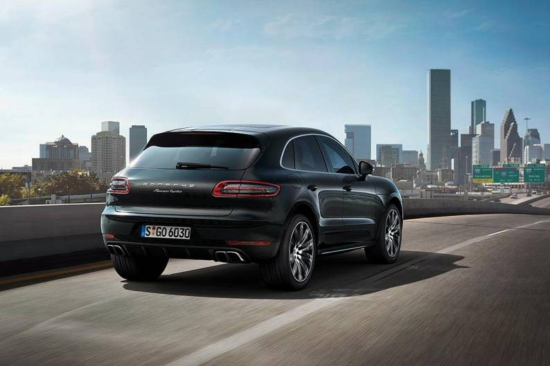 Porsche Macan Turbo review