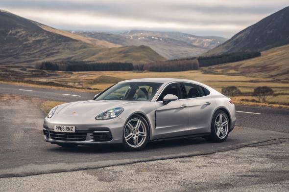 Porsche Panamera 4S Diesel review