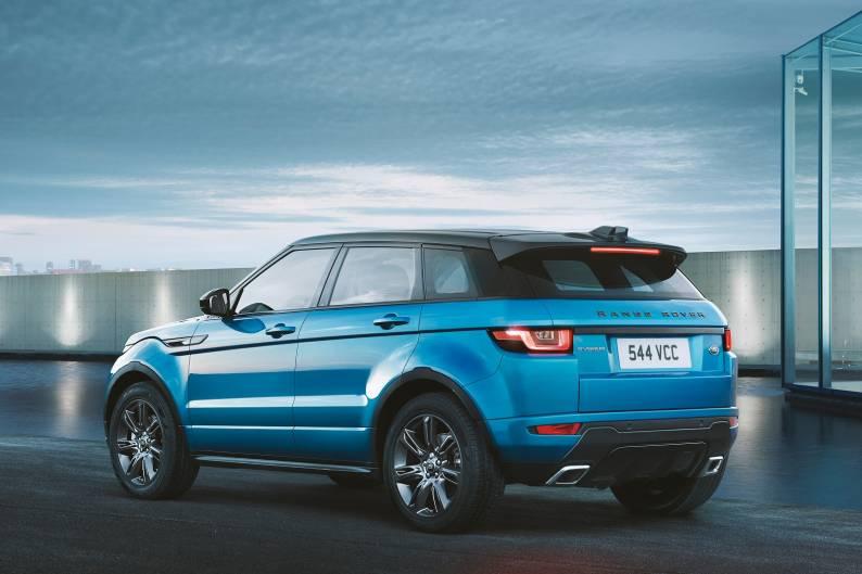 Land Rover Range Rover Evoque review