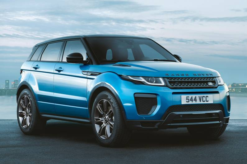 Land Rover Range Rover Evoque review  Car review  RAC Drive