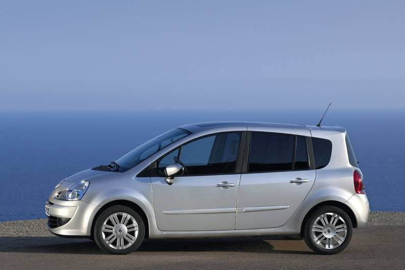 renault modus grand modus 2008 2012 used car review car review rac drive. Black Bedroom Furniture Sets. Home Design Ideas