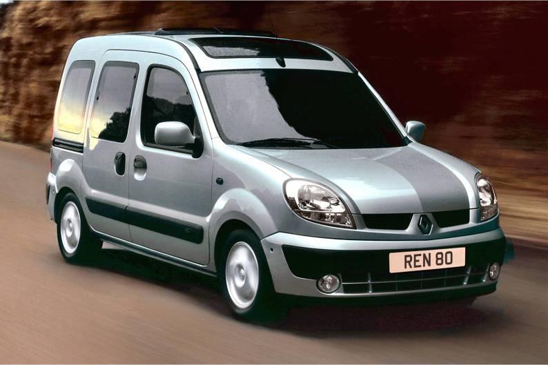 Renault Kangoo (1999 - 2008) used car review | Car review