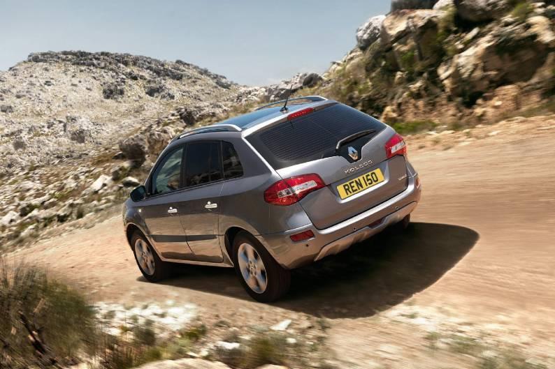 Renault Koleos (2008 - 2010) used car review