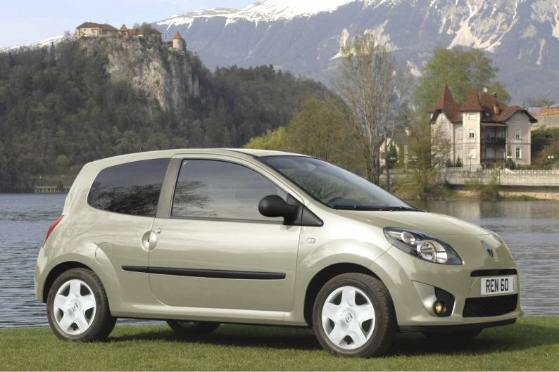 renault twingo 2007 2011 used car review car review. Black Bedroom Furniture Sets. Home Design Ideas