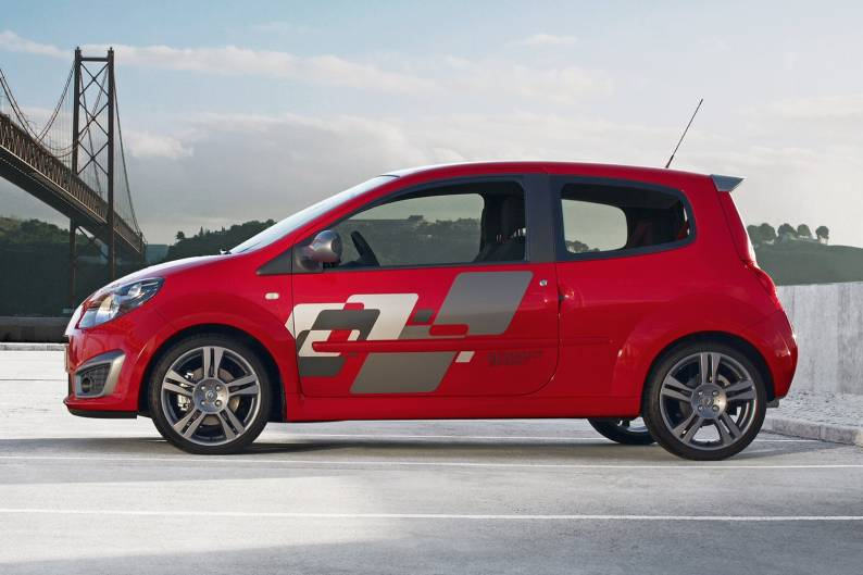 Renault Twingo Renaultsport 133 (2008 - 2012) used car review