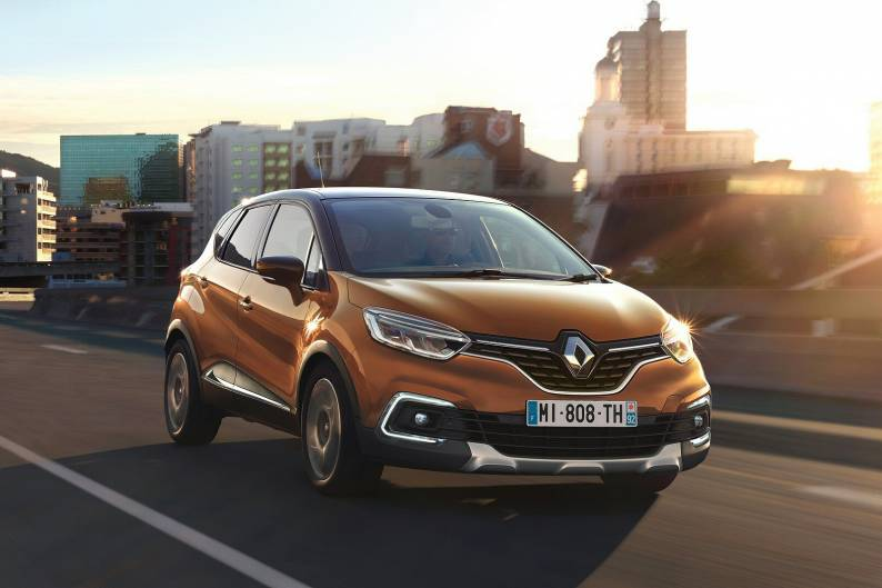 Renault Captur review