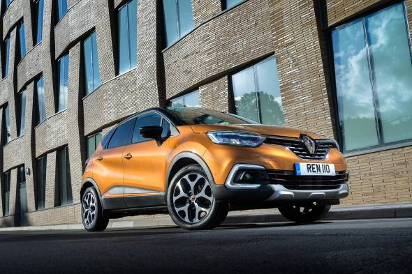Renault Captur TCe 90 review