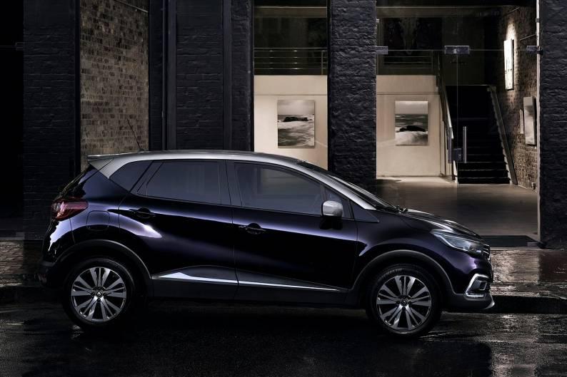Renault Captur dCi 90 review