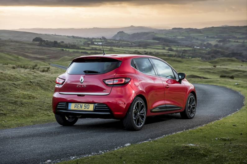 renault clio review car review rac drive. Black Bedroom Furniture Sets. Home Design Ideas