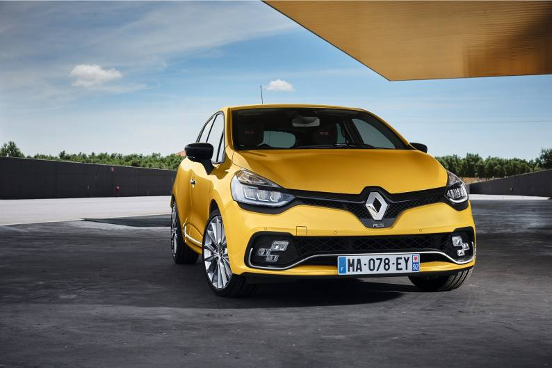 Renault Clio R.S. review