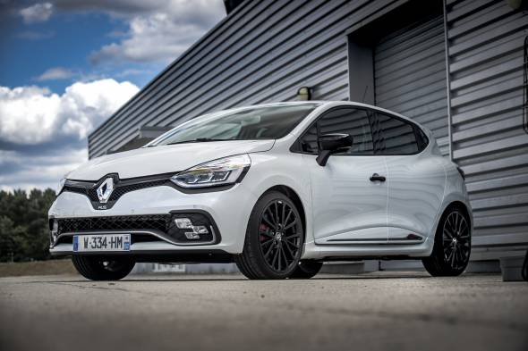 Renault Clio R.S. Trophy review