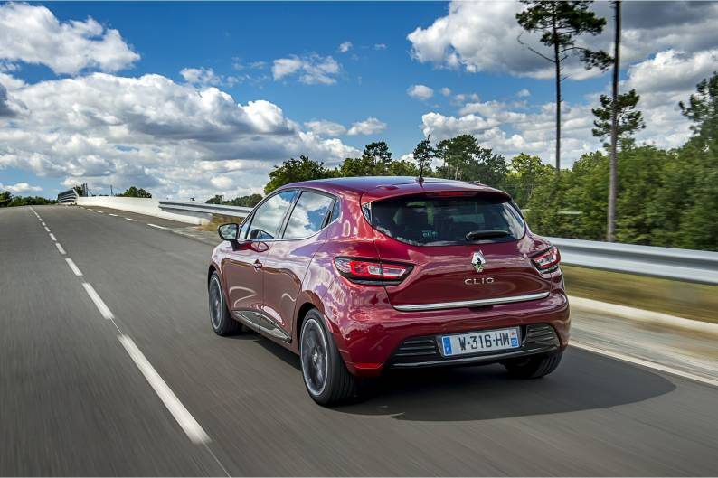 Renault Clio TCe 120 review