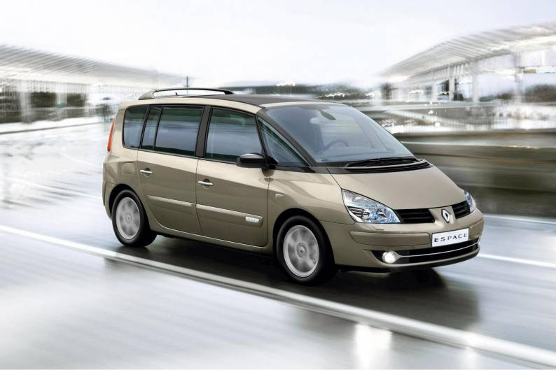 renault espace 2010 2012 used car review car review. Black Bedroom Furniture Sets. Home Design Ideas