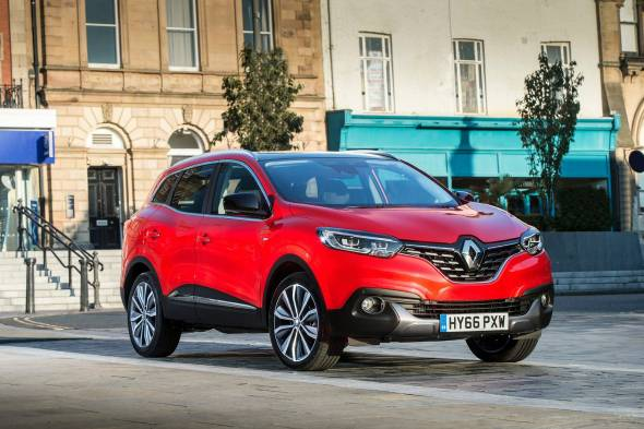 Renault Kadjar review