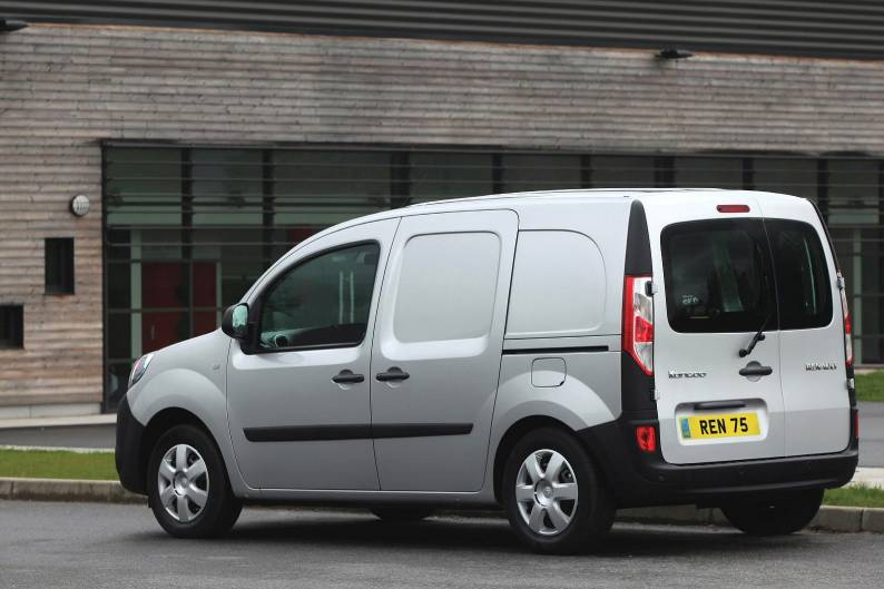 Renault Kangoo Van Phase II review