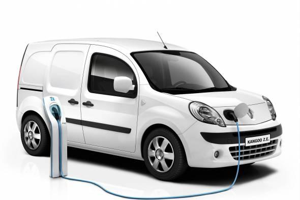 Renault Kangoo Z.E. van (2011 - 2013) used car review