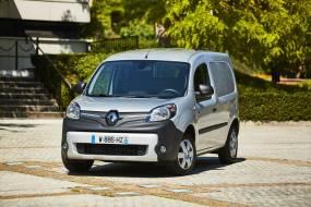Renault Kangoo Z.E. 33 review