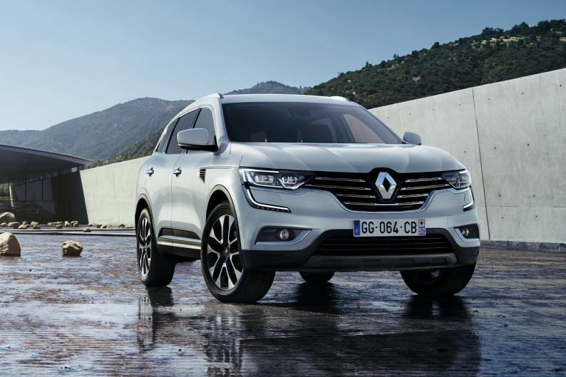 renault koleos review car review rac drive. Black Bedroom Furniture Sets. Home Design Ideas