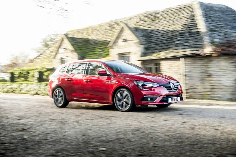 Renault Megane Sport Tourer review