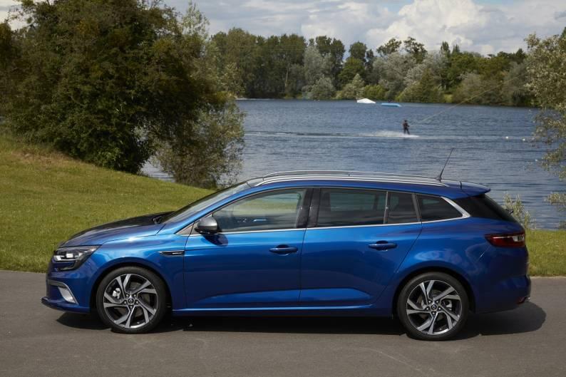 Renault Megane Sport Tourer review